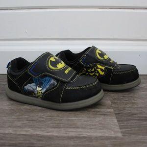 Batman Light Up Shoes